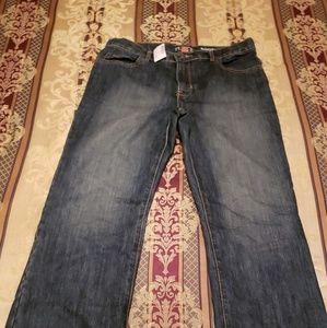 Boys New Size 16 Blue Jeans